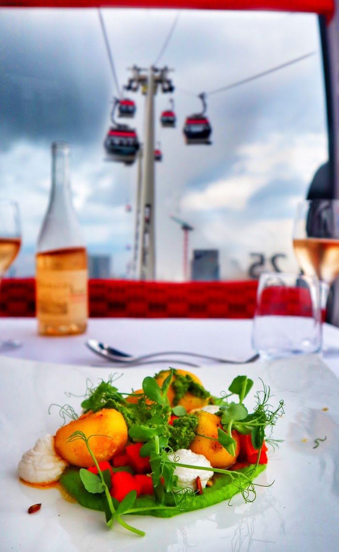 Emirates Airline Sky High Dining